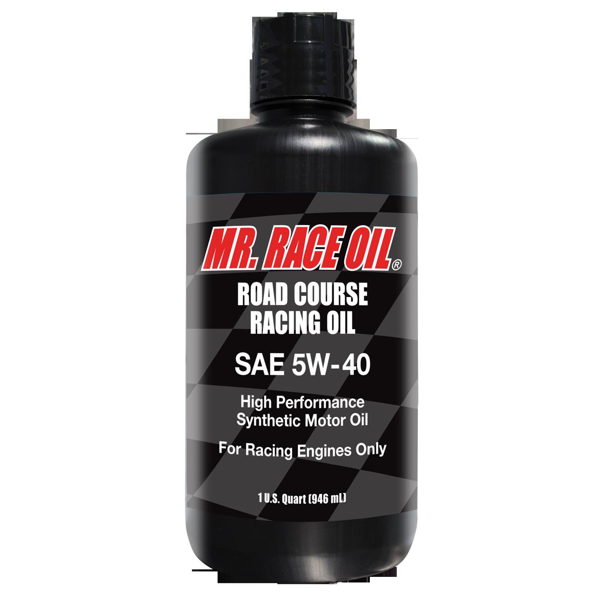 MR. RACE OIL® Road Course Oils
